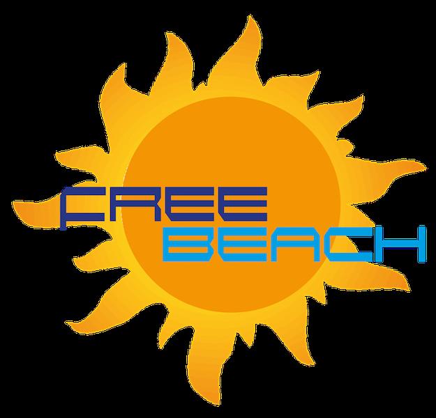 FREE BEACH2 logo